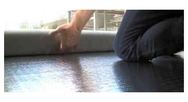 Lamina EPE ISOFOAM una cara aluminio para pisos