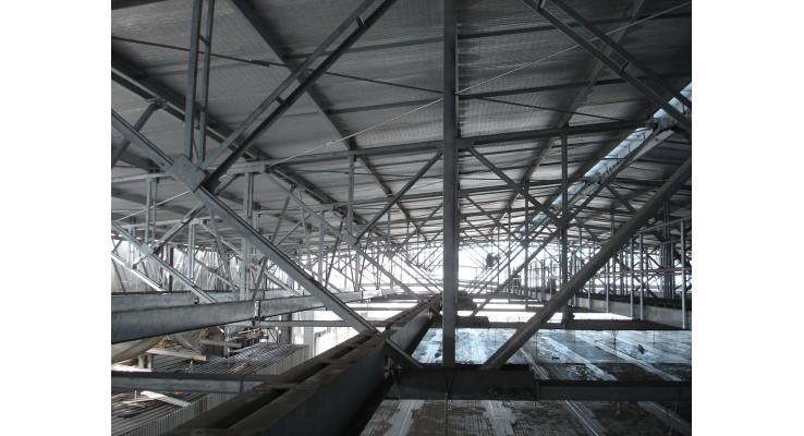 Lamina EPE Doble ALU de Isoplast para Aislamiento de Naves Industriales